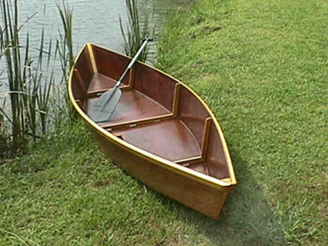 homemade plywood boat plans | crazy homemade