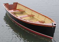 wooden drift boat plans